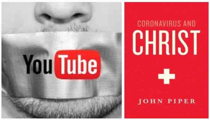 Youtube prohíbe libro sobre Cristo